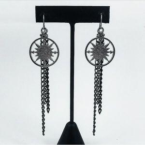 Jewelry - Compass Earrings